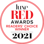 Luxe Red Awards: Readers' Choice Winner 2021